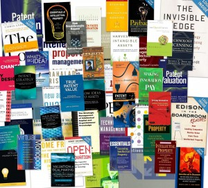 patent strategy innovation books